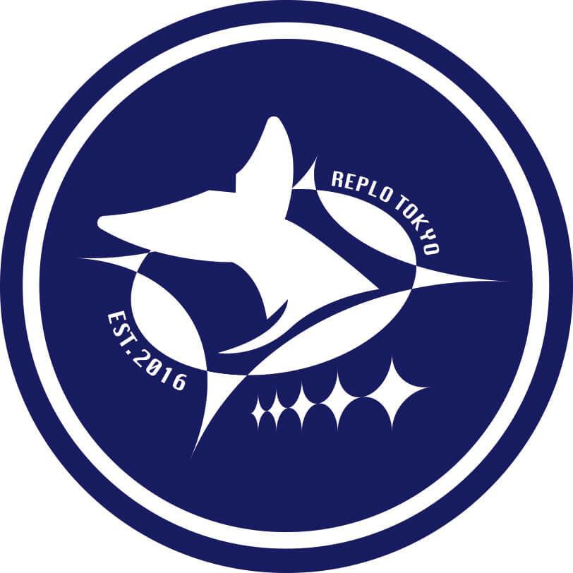 REPLO TOKYO EST.2016 Emblem