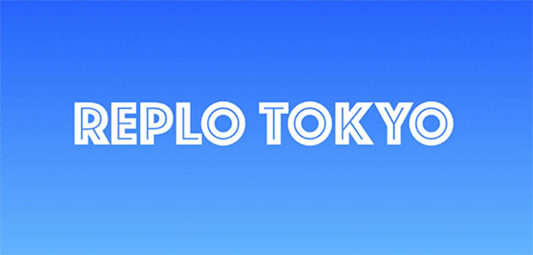 REPLO TOKYO Logo